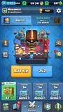 Prodajem clash royale royale account Challenger 1