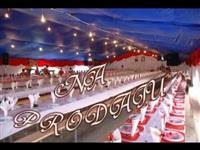 Sator za 400 gostiju
