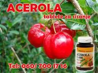 ACEROLA bogat izvor vitamina C