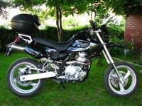 Kawasaki KLX 650C SUPERMOTO