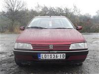 Peugeot 405 karava -90