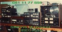 Kvalitetna popravka audio uredjaja