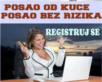 Posao na internetu - online marketing!
