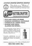 Autoiblokator model 4907