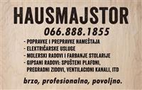 HAUSMAJSTOR