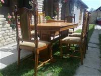 Sto i stolice
