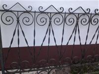 Ograda od kovanog gvozdza