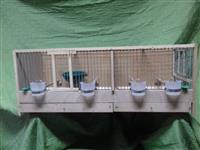 Kavezi za kanarince i druge ptice