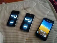 Samsung Galaxy S I9000 tri komada Akcija 45e