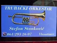 Trubaci Gornji Milanovac 0612932607
