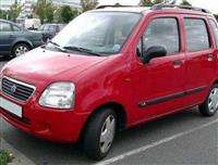 Suzuki Wagon R+ i Opel Agila  - polovni delov