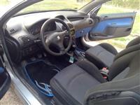 Peugeot 206 kabriolet