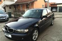 BMW 320 320D AUTOMATIC NOV -03