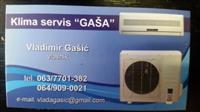 Servis prodaja i ugradnja klima uređaja