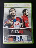 Fifa 08 za Xbox 360 ORIGINAL Hitnooo