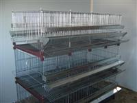 Kavezi za koke nosilje  i kaveze za zeceve