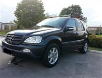 Mercedes Benz ML 270 manelni 6b razmena -03