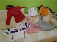 Polovna garderoba za devojcice iz italije