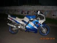 Suzuki gsxr 1100  -94