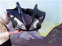 Yamaha FZ6 S2 Polovna maska i unutrasnji panel