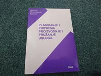 Planiranje i priprema proizvodnje i pružanja uslug