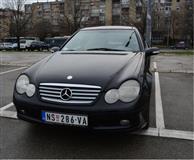 Mercedes C 200 kompressor -01