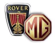 Rover 25 45 75 mg delovii