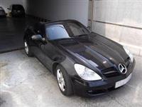 Mercedes Kabriolet SLK 200 -05