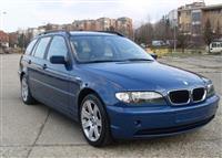BMW 320 d servisna/koza/nov -02