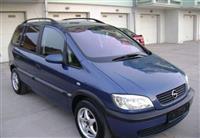 Opel Zafira 2.0 DTI Selection -02