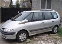 Renault Espace plin, registrovan -01