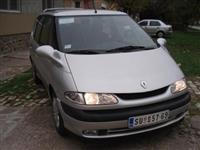 Renault Espace plin registrovan  - 01