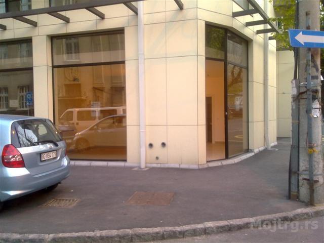 Lokal Ugao Ivankovacke I Knez Danilove Ulice Beograd