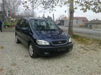 Opel Zafira 2.0 dti eleganc 7 sed  - 02
