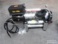 Elektricni Cekrk - Vitlo 5909kg 12V