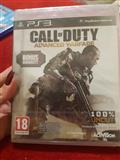 PS3 Igrica Call of Duty U CELOFANU 700din