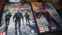 Battlefield 1 i The Division
