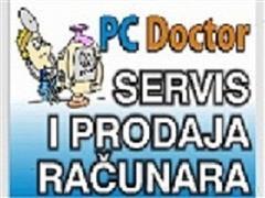 PC Doctor servis i prodaja racunara