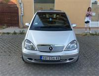 Mercedes Benz A 170 avantgarde -02
