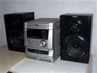 Aiwa linija sa sonijevim zvucnicima
