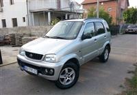 Daihatsu Terios 1.3 4x4 Svajcarac -02