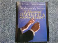 Fundamental Concepts of Educational Leadership and