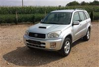 Toyota RAV 4 2.0 d4d -03