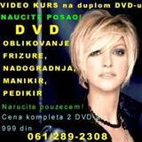 DVD FRIZERAJ, NADOGRADNJA, DVD MANIKIR
