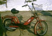 Jawa Babeta 50cc