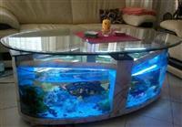 Stolovi-akvarijumi, jedinstven deo