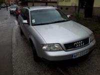 Audi A6 2.5 TDI -00, quattro, ekstra stanje