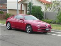 Alfa Romeo GTV Twin Spark -96