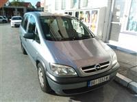 Opel Zafira metan CNG