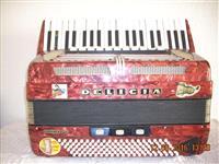 Harmonika Delicia Choral XIV 120 basa